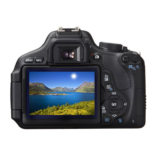 Image for Canon EOS Rebel T3 Digital Camera Body Only