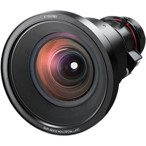 Image for Panasonic ET-DLE085 Zoom Lens - 11.8mm-14.6mm - F/1.85-2.2