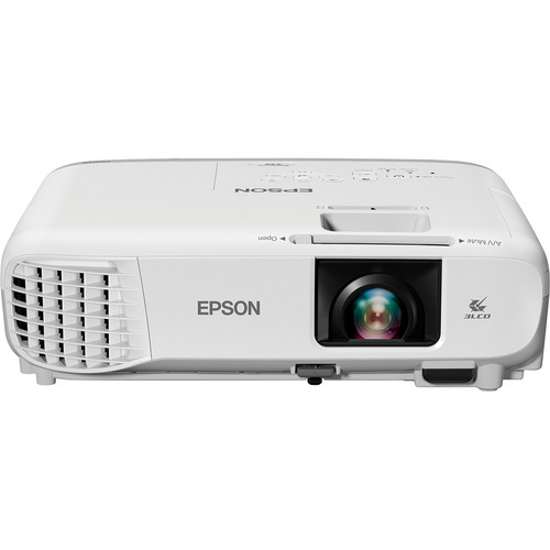 Image for Epson PowerLite S39 - Portable SVGA 3LCD Projector with Speaker