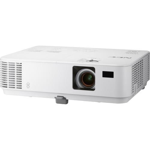 NEC NP-V332X - 3D XGA DLP Projector w/ Speaker