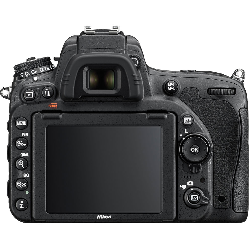 Nikon D750 24.3MP DSLR Camera (Body Only)