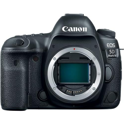Canon EOS 5D Mark IV DSLR Camera Body with Canon Log