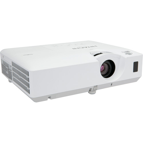 Hitachi CP EX252N - XGA 3LCD Projector with Speaker
