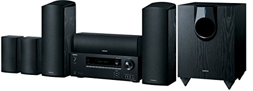 Image for Onkyo HT-S5800 5.1.2-Channel Dolby Atmos Home Theater Package