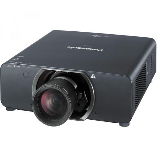 Panasonic PT-DW11KU - 3D HD 720p DLP Projector - 11000 lumens