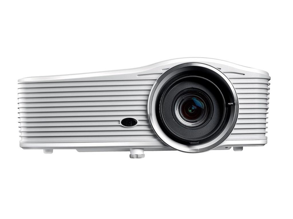 Optoma WU615T - 3D WUXGA 1080p DLP Projector - 6,500 lumens