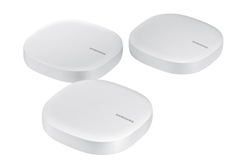 Samsung Connect Home AC1300 Smart Wi-Fi System (3-Pack), Works as a SmartThings Hub