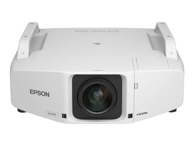 Epson PowerLite Z8150NL - XGA 3LCD Projector - 8000 lumens