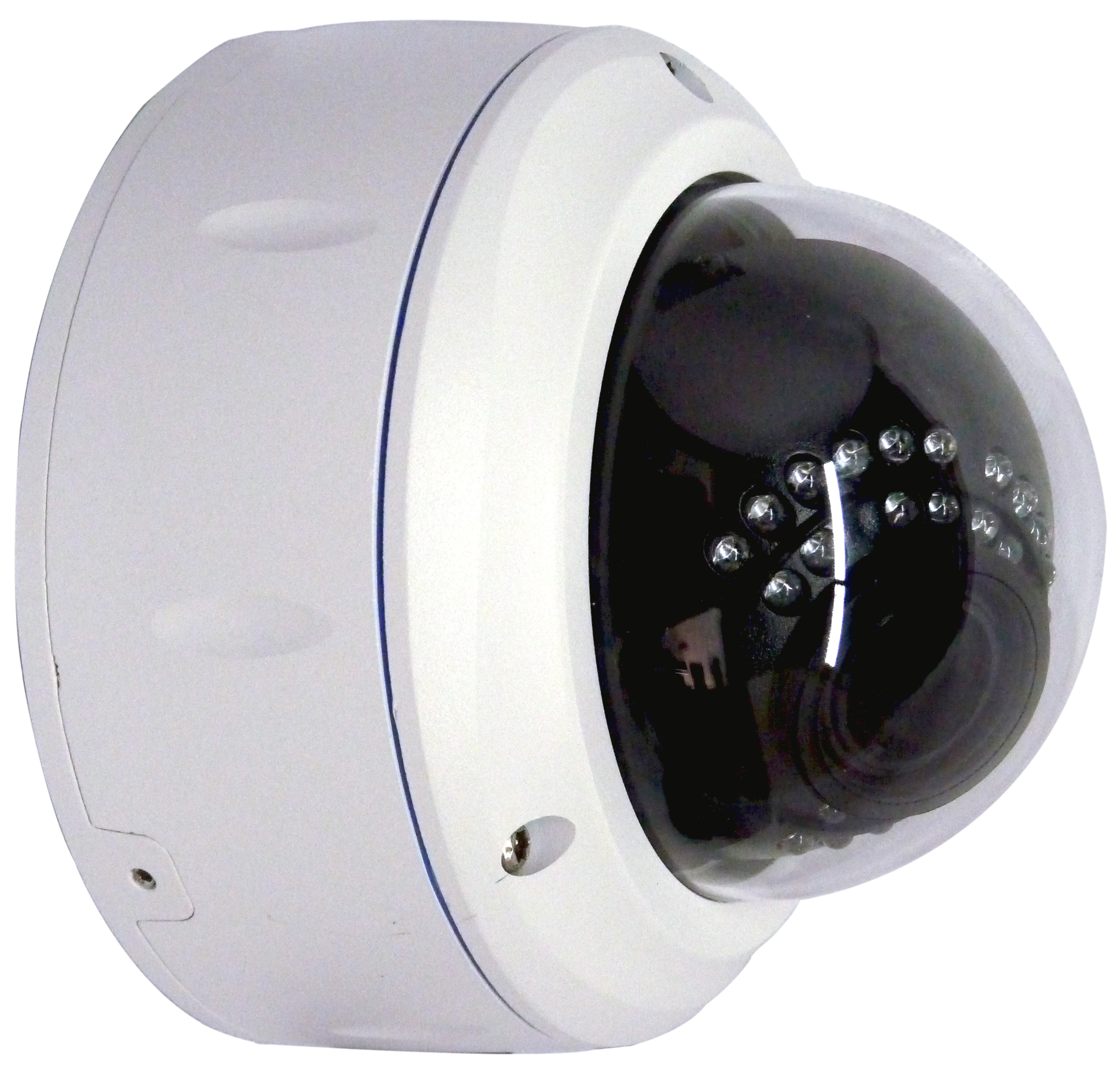 Image for DBS 66W - 700TVL CCTV Dome Security Camera - 1/3'' Sony Super HAD CCD II