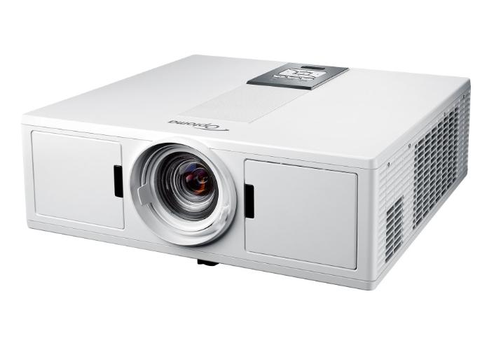 Optoma ProScene ZU510T-W - 3D WUXGA 1080p DLP Projector - 5500 ANSI lumens
