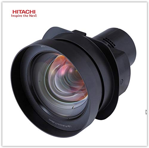 Hitachi SL902 Wide-Angle Zoom Lens - 17mm-25mm - F/1.8-2.3