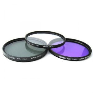 77mm 3 Piece Filter Kit