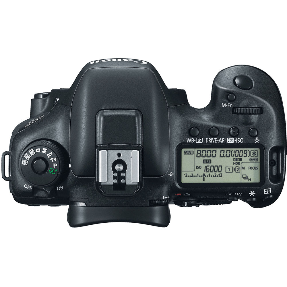 Image for EOS 7D Mark II DSLR Camera with 18-135mm Lens