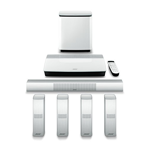 Bose Lifestyle 650 Home Entertainment System, White