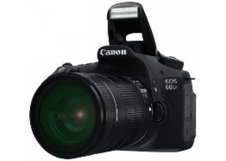 Canon EOS 60D Digital SLR Camera - EF-S 18-135mm IS Lens