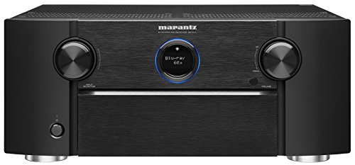 Marantz SR7011 9.2 Channel Full 4K Ultra HD AV Receiver with built-in HEOS wireless technology featu