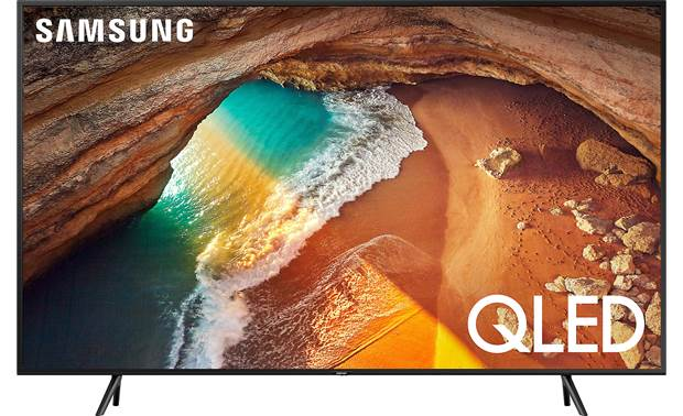 Samsung QN65Q60RAFXZA 65'' 4K UHD Smart QLED TV (2019 Model)