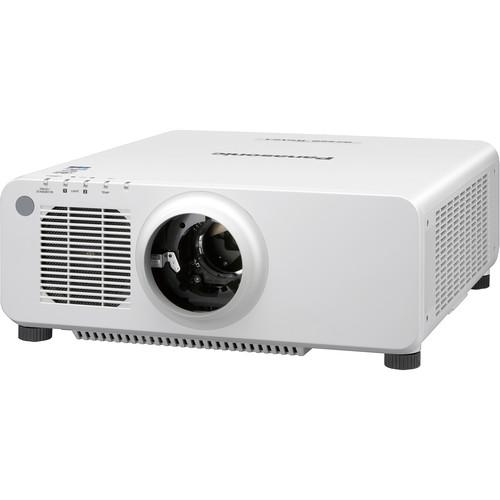 Panasonic PT-RZ660LWU - WUXGA 1080p DLP Projector - White