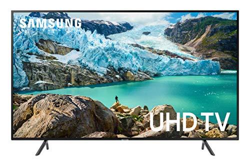 Samsung UN65RU7100FXZA Flat 65'' 4K UHD 7 Series Smart LCD TV (2019 Model)