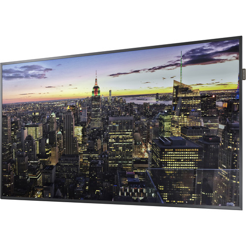 "Samsung QM75F - 75"" 4K Ultra HD Commercial LED Display"