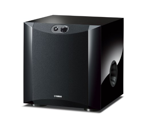 Image for Yamaha NS-SW200PN 28-200 Hz 130W Powered Subwoofer