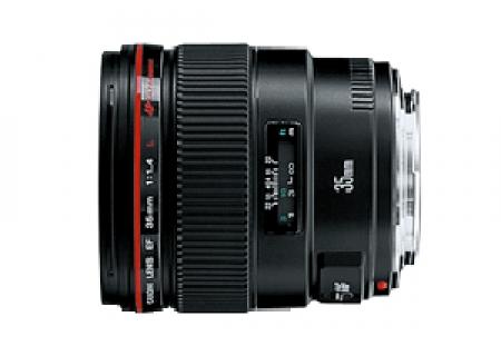 Image for Canon EF 35mm f/1.4L USM Wide-Angle Lens