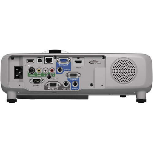 Image for Epson PowerLite 535W - WXGA 720p 3LCD Projector with Speaker