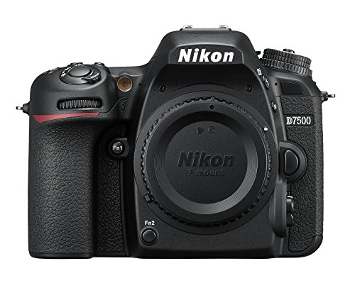 Nikon D7500 20.9MP DSLR Body