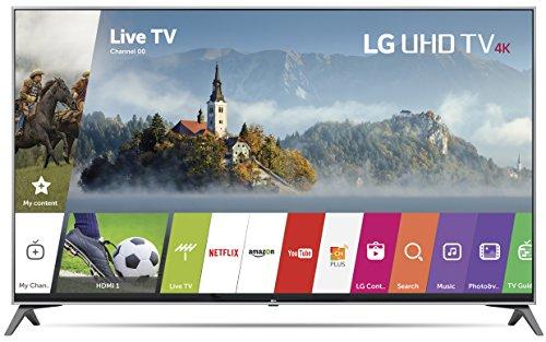LG Electronics 60UJ7700 60'' 4K Ultra HD Smart LED TV