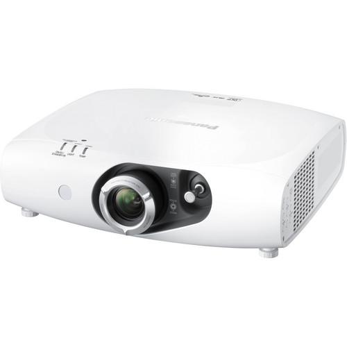 Panasonic PT-RW430UW - 3D WXGA 720p DLP Projector - White