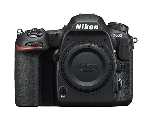 Nikon D500 20.9MP DSLR - Body Only