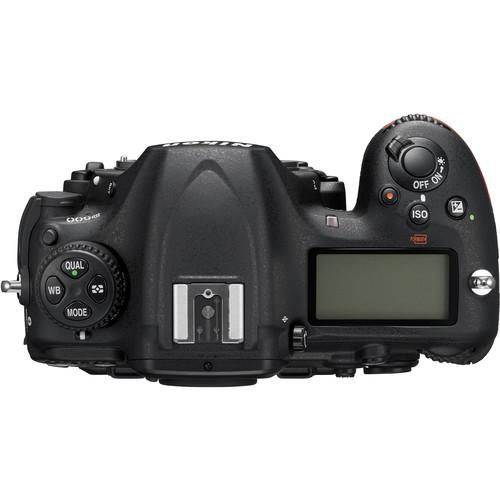 Image for Nikon D500 20.9MP DSLR with 16-80mm VR Lens