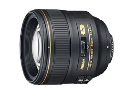 Nikon AF-S Nikkor 85mm f1.4G Camera Lens