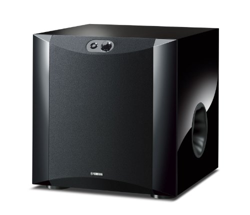 Image for Yamaha NS-SW300PN 20-160 Hz 250W Powered Subwoofer