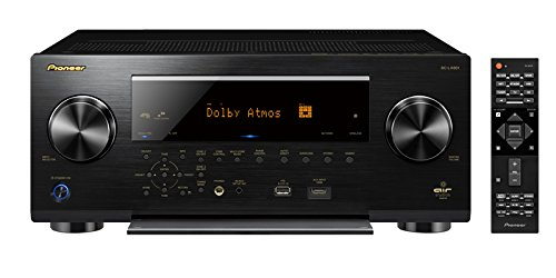 Pioneer Elite SC-LX801 9.2 Channel AV Network Receiver - 810W Total - Wi-Fi - Black