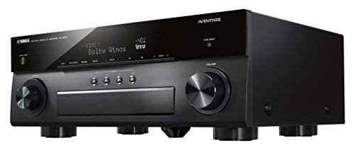 Image for Yamaha AVENTAGE RX-A870BL AV Component Receiver (Black)