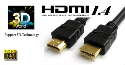 Image for Premium 1080P 1.4 HDMI Cable (4 Meter)