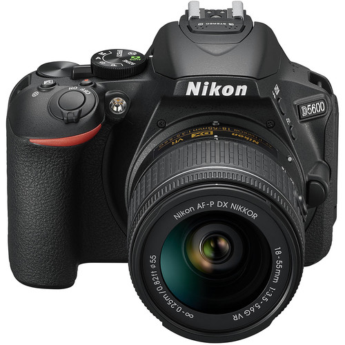 Nikon D5500 24.2MP DSLR Camera with 18-55mm Lens