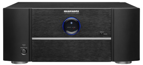 Image for Marantz MM8077 7 Channel Power Amplifier - 150 W RMS (Black)