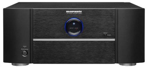 Marantz MM8077 7 Channel Power Amplifier - 150 W RMS (Black)