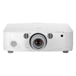 NEC NP-PA600X XGA - LCD Projector with Speaker - 6000 lumens
