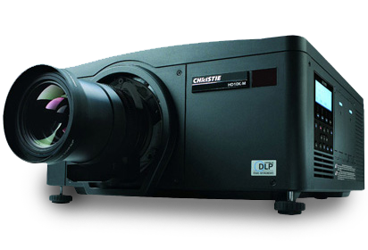 Christie Roadster HD14K-M 1080 HD DLP Projector (118-029102-03)