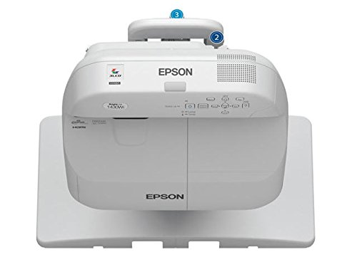 Epson BrightLink Pro 1430Wi LCD Projector - HDTV - 16:10 (V11H665520)