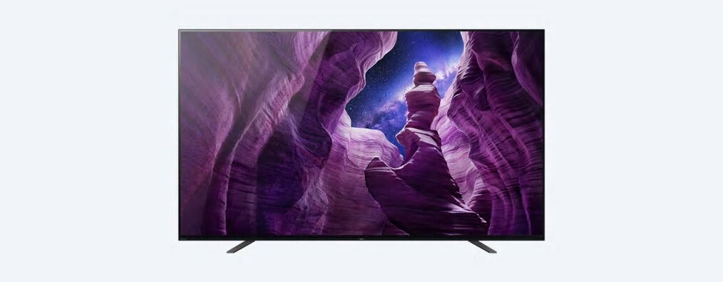 "Sony XBR65A8H 65"" Smart 4K UHD OLED TV with HDR - (2020 Model)"