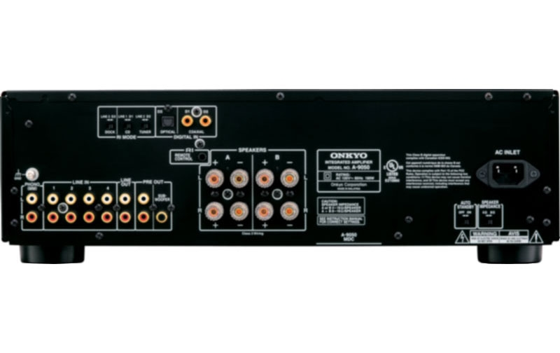 Image for Onkyo A 9050 Amplifier
