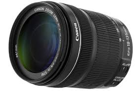 Image for Canon EF-S 18-135mm f/3.5-5.6 IS STM Lens
