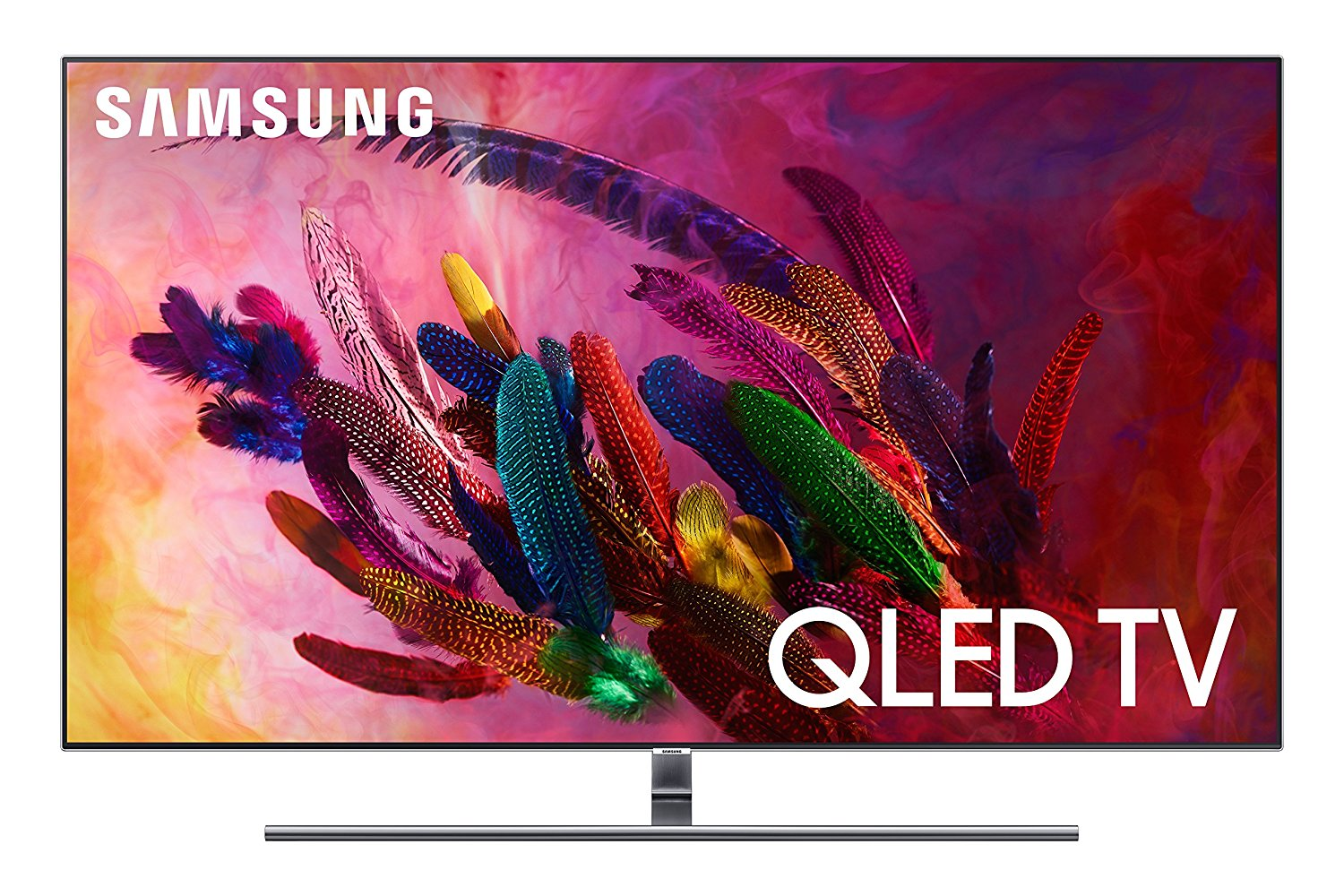 "Image for Samsung QN55Q7FN 55"" 4K Ultra HD Smart QLED TV"