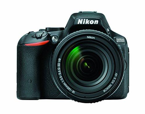 Image for Nikon D5500 24.2MP DSLR Camera With 18-140mm VR Lens