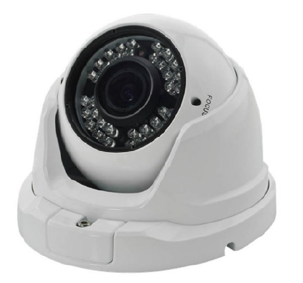 Image for DBS R766EB - 700TVL CCTV Dome Security Camera - 1/3'' Super HAD CCD II
