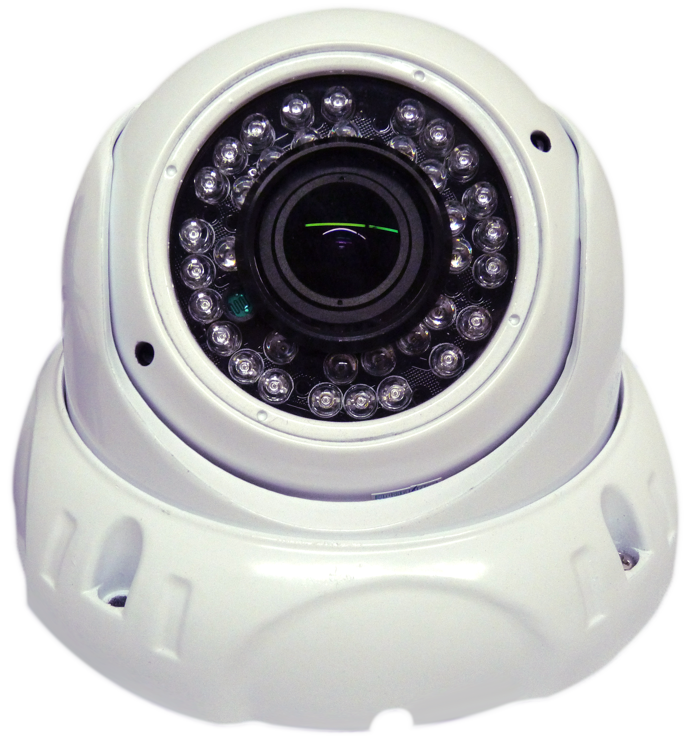 DBS R610W - 700TVL CCTV Dome Security Camera - 1/3'' Sony Super HAD CCD II